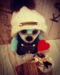 Велюровый Медвежонок