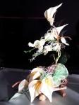 композиция из цветов Нежные каллы.
