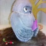сова Фая (шерсть)