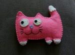 Сувениры - игрушки из фетра