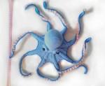 Вязанный осьминог