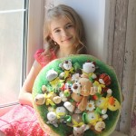 Букет из мягких игрушек
