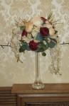 Букеты для декора из искусственных цветов
