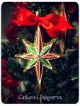 Елочные игрушки *Новогодняя звезда*. Набор 6 шт.