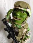 Солдат Удачи. Шрек. Теперь ты в армии...