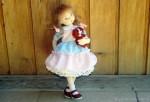 Агата Текстильная кукла