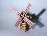 Миниатюрная ветряная мельница