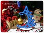Елочки-подставки для новогоднего шарика