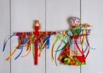 Народные куклы-обереги к праздникам.