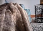 Одеяло из собачьей шерсти Теплый Кавказец .