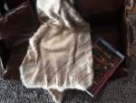 Одеяло из собачьей шерсти Пушистый Хаски .