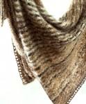 Одеяло пуховое «Сказочная Тайга» из собачьей шерсти .