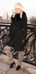 Шапка женская вязанная целебная «Теплое Обаяние» .