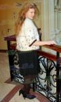 Жакет женский вязаный «Автоледи»