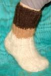 Носки «Мечта Полярника»  зимние  толстые из собачьей шерсти .