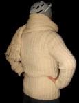 Свитер мужской  «Белый Командор»  шерстяной.