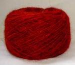 Пряжа «БШС рыжий» 145м/100гр из собачьей шерсти.