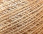 Пряжа «БШС экрю» 145м/100гр из собачьей шерсти.