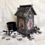 Чайный домик в стиле Стимпанк.