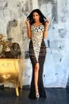 """Вечернее платье. Ирландское кружево. Авторская модель Анфисы Исаковой """"Саманта"""". Ручная работа."""