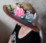Венок на шляпку