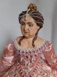 Исторический костюм  Анна Иоановна, Россия 18 век